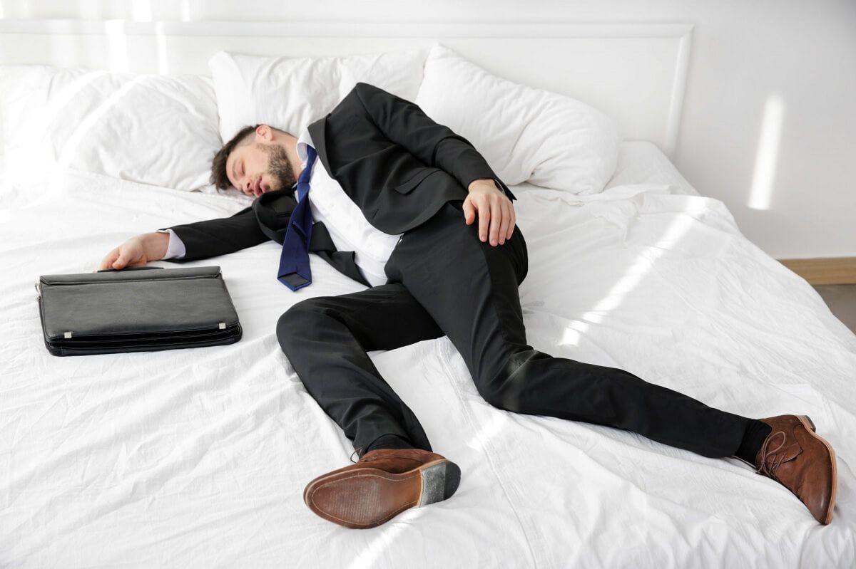 El jet lag es muy frecuente en viajeros frecuentes